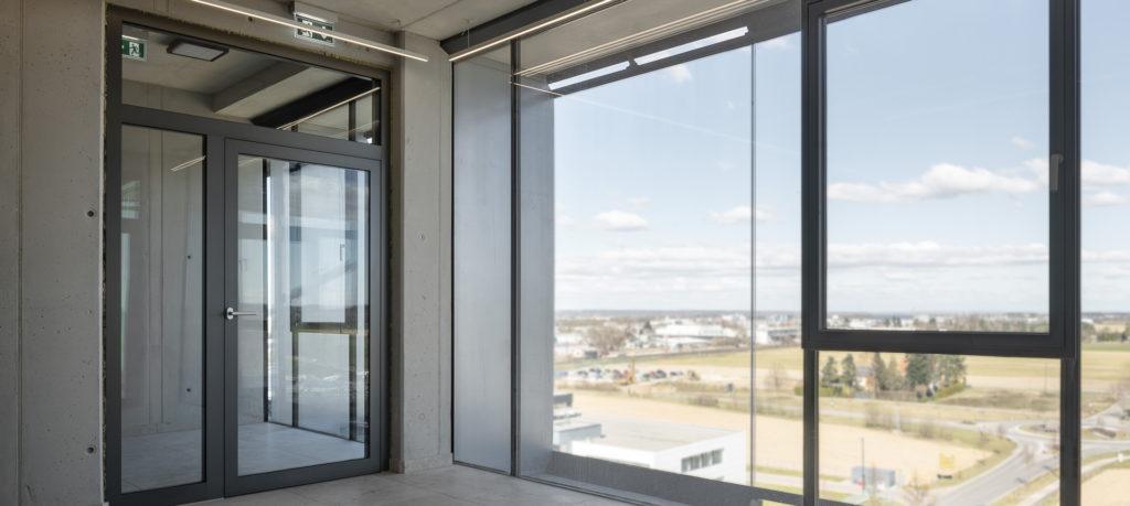 Rahmenlos-Fenster