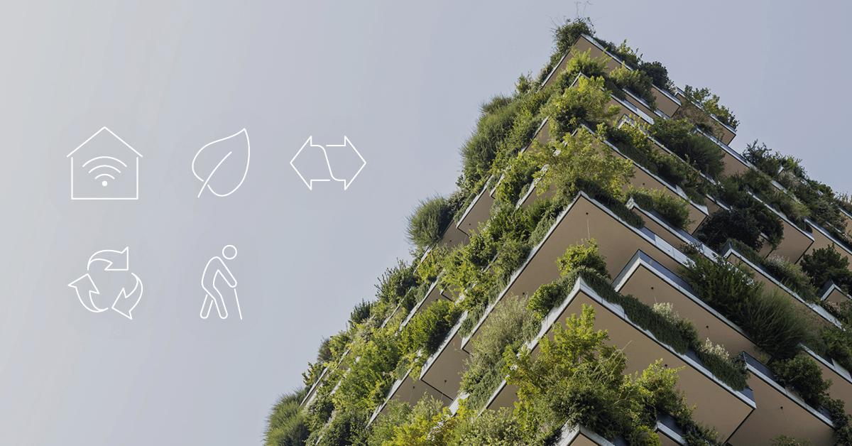 Nachhaltige Wohnkonzepte