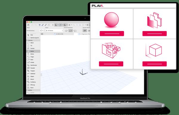 BIM Plugin for Archicad and Revit