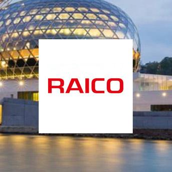 Pfosten-Riegel-Fassade-Raico