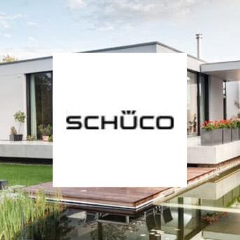 Schueco-Pfosten-Riegel-Fassade